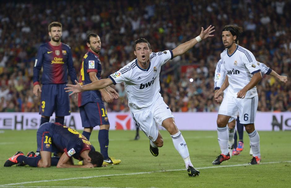 Cristiano Ronaldo suma 12 tantos en 20 clásicos disputados. (Foto: AFP)