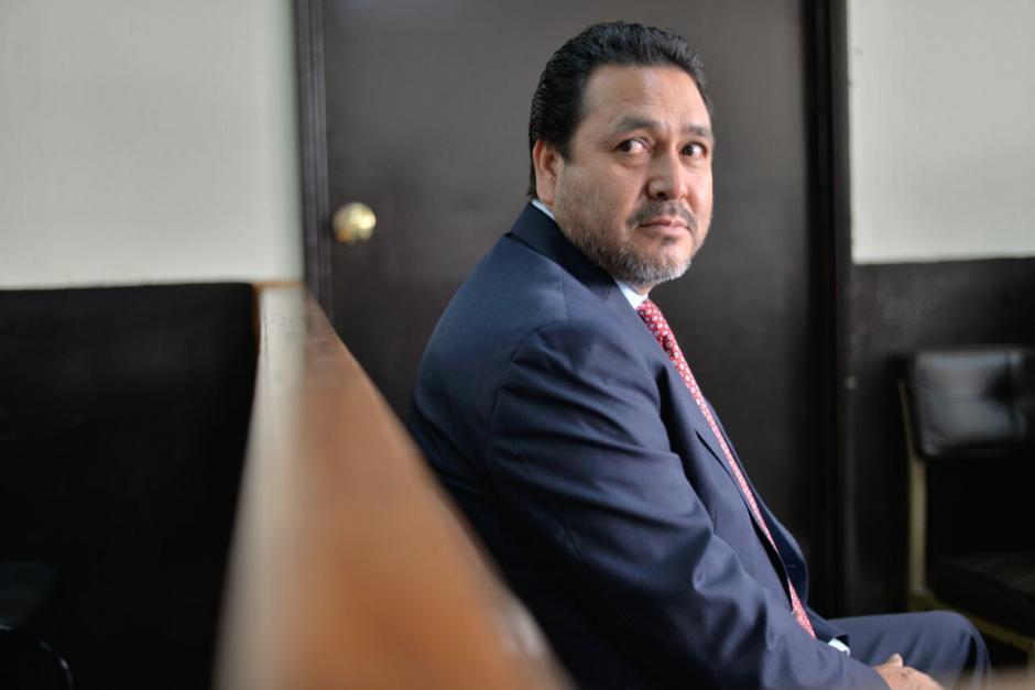 Gudy Rivera es acusado de los delitos de tráfico de influencias y cohecho activo. (Foto: Wilder López/Soy502)