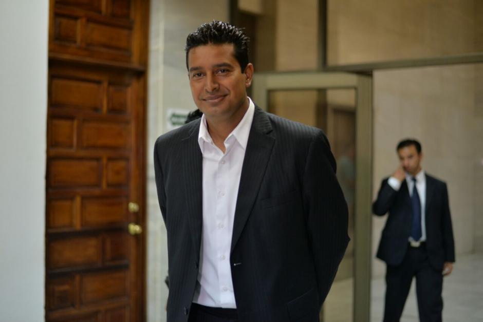 El director suspendido del RENAP, Rudy Gallardo, está implicado en el caso Cooptación del Estado.  (Foto: Wilder López/Soy502)