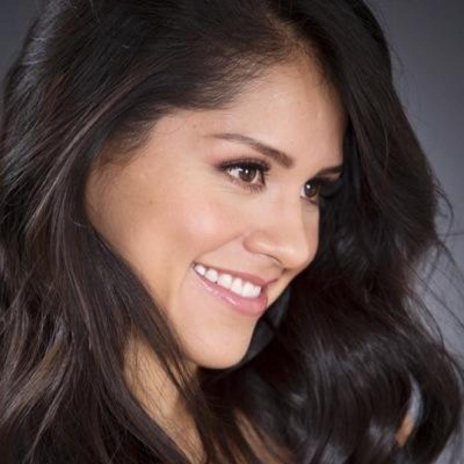 Abril Rivera es una joven actriz mexicana. (Foto: yucatan.com.mx)