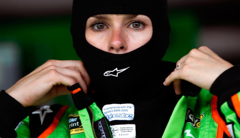 A sus 32 años Danica Patrick sigue vigente entre los estadounidenses como un ícono del automovilismo. (Foto: RaceWay)