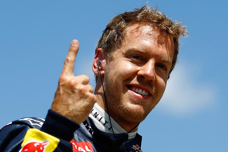 Sebastian Vettel, F1, Red Bull, 2014