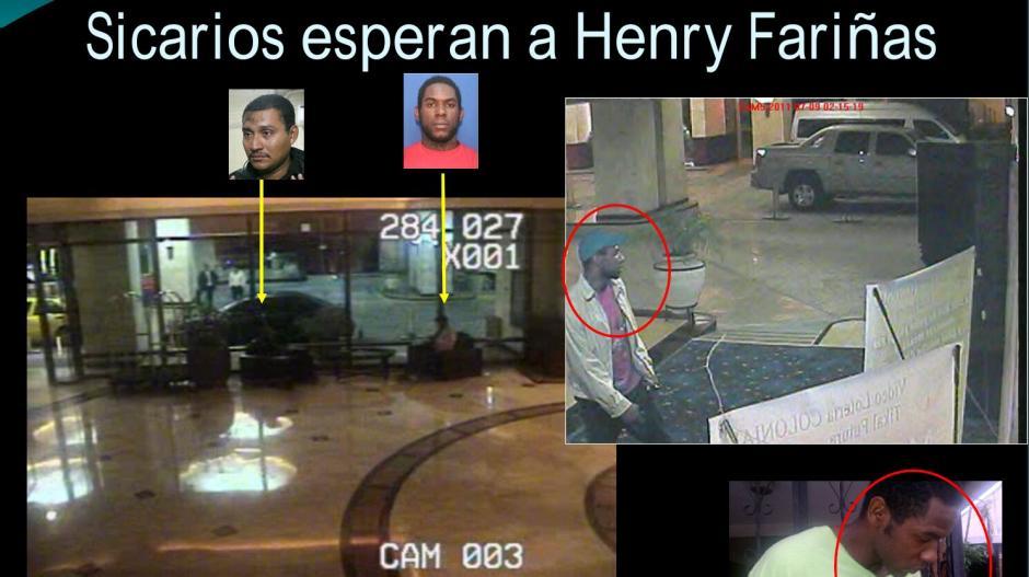 Los sicarios vigilaron a Cabral y Fariñas en el hotel Tikal Futura donde se hospedaron. (Foto:MP)