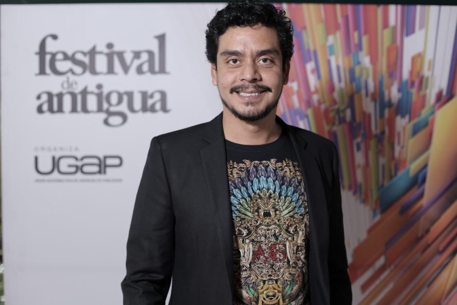 Jayro Bustamante compartió su experiencia de la exitosa producción de Ixcanul. (Foto: George Rojas/Soy502)