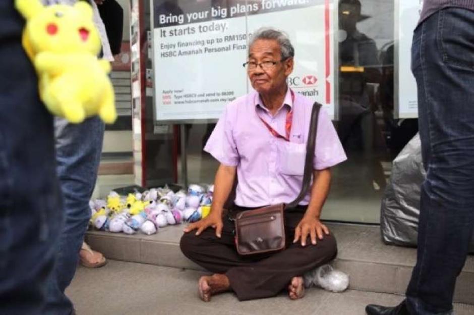 El hombre fue estafado por un comprador que nunca recogió un enorme pedido. (Foto: upsocl.com)