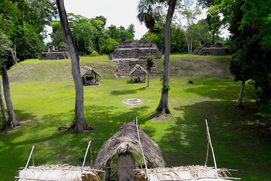 Aquí se descubrió un templo dedicado a la medición de los solsticios. (Foto: Javier Lainfiesta/Soy502)