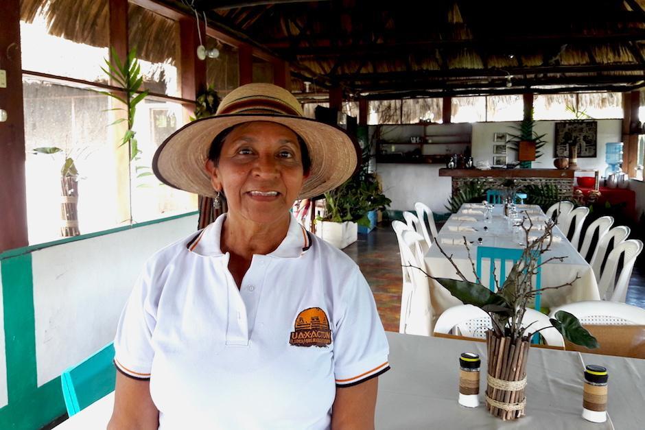 Neria Virginia Herrera rescató piezas arqueológicas durante años. (Foto: Javier Lainfiesta/Soy502)