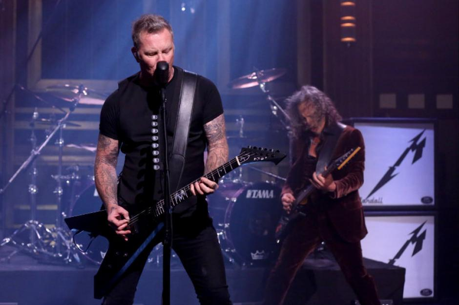La banda estadounidense quiere promover el talento guatemalteco en su segunda visita al país. (Foto: Metallica)