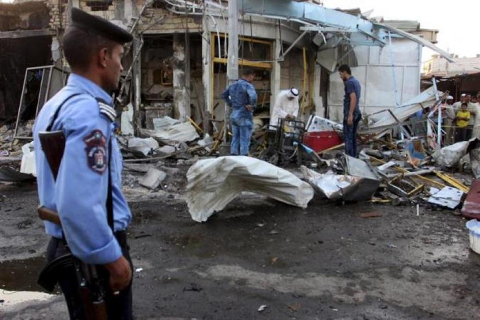 Atentado contra seguidores del Real Madrid en Irak es de 16 fallecidos. (Foto: twitter)