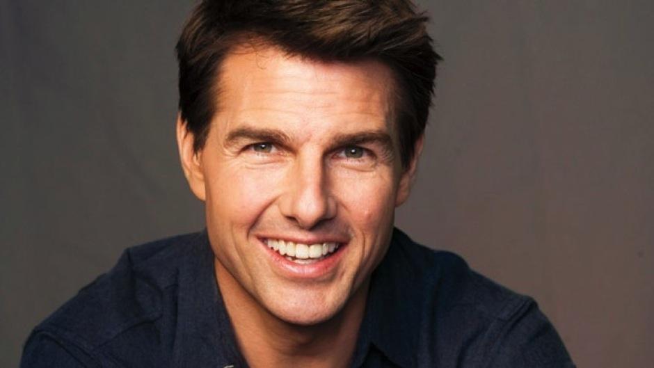 Tom Cruise se hace un tratamiento facial con un loco y desagradable ingrediente. (Foto: Radio Imagina)