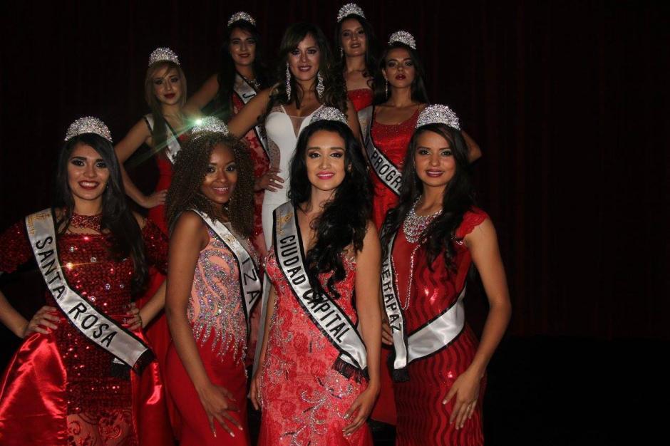 Nataly Ramírez es la nueva Miss Guatemala Supranational 2017. (Foto: Miss Guatemala Supranational)