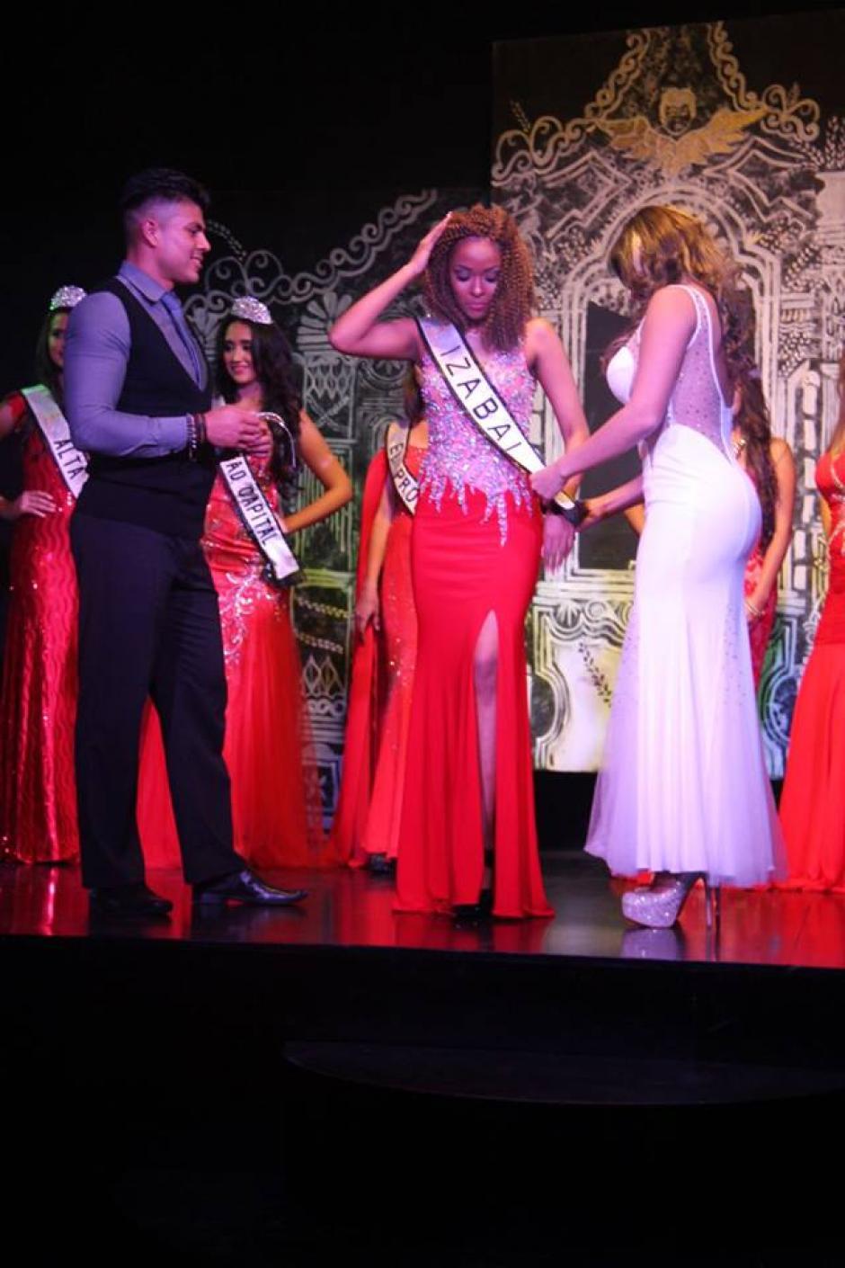 (Foto: Miss Guatemala Supranational)