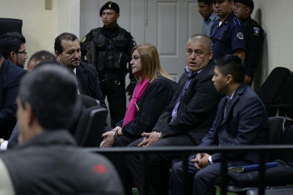 Ellos son los exfuncionarios implicados en el caso Hogar Seguro Virgen de la Asunción, tragedia que cobró la vida de 41 niñas. (Foto: Wilder López/Soy502)