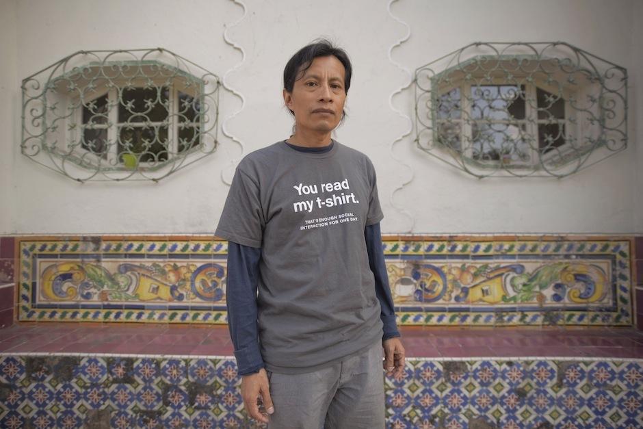 Destaca en varias exposiciones por su arte interactivo. (Foto: Wilder López/Doy502)