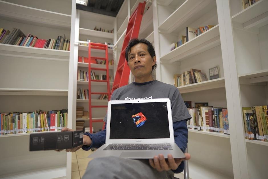 Balam Soto triunfa como artista de nuevos medios en Estados Unidos. (Foto: Wilder López)