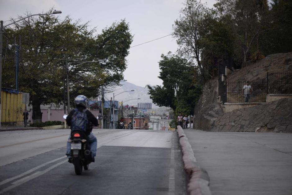 En los alrededores del Cerrito del Carmen se reportan varios asesinatos. (Foto: Wilder López/Soy502)