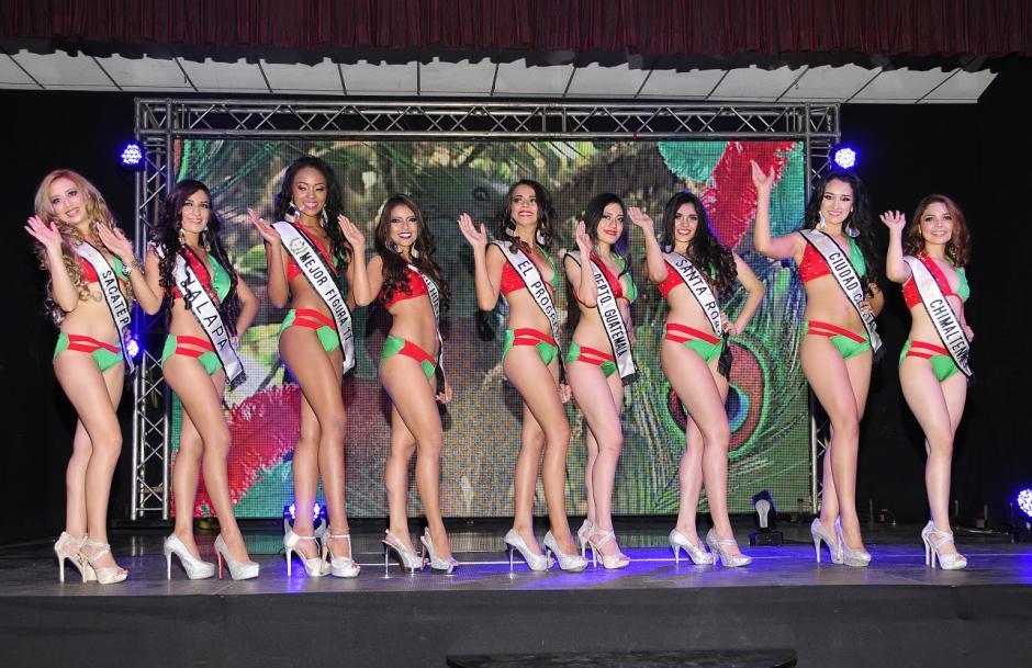 Nataly Ramírez fue la mejor de todas las participantes. (Foto: Antonio Lederer/Nuestro Diario)