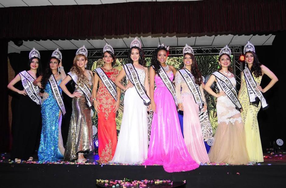 Nataly Ramírez gana la corona de Miss Guatemala Supranational. (Foto: Antonio Lederer/Nuestro Diario)