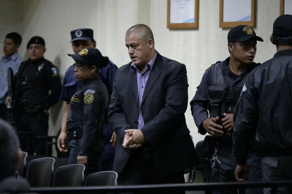 El exdirector del Hogar Seguro Virgen de la Asunción Santos Torres. (Foto: Wilder López/Soy502)
