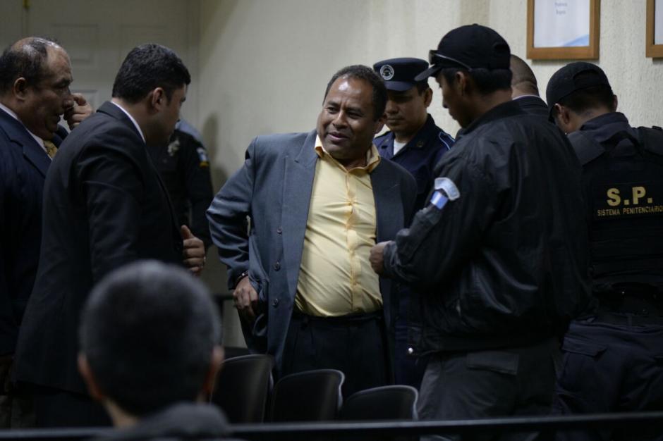 Exsecretario de Bienestar Social, Carlos Rodas. (Foto: Wilder López/Soy502)