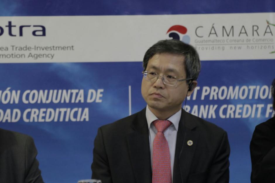 Corea del Sur busca mejorar las relaciones comerciales con Guatemala. (Foto: Alejandro Balán/Soy502)