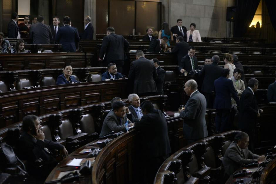La propuesta de exoneración ganadera obtuvo 67 de los 80 votos requeridos. (Foto: Wilder López/Soy502)