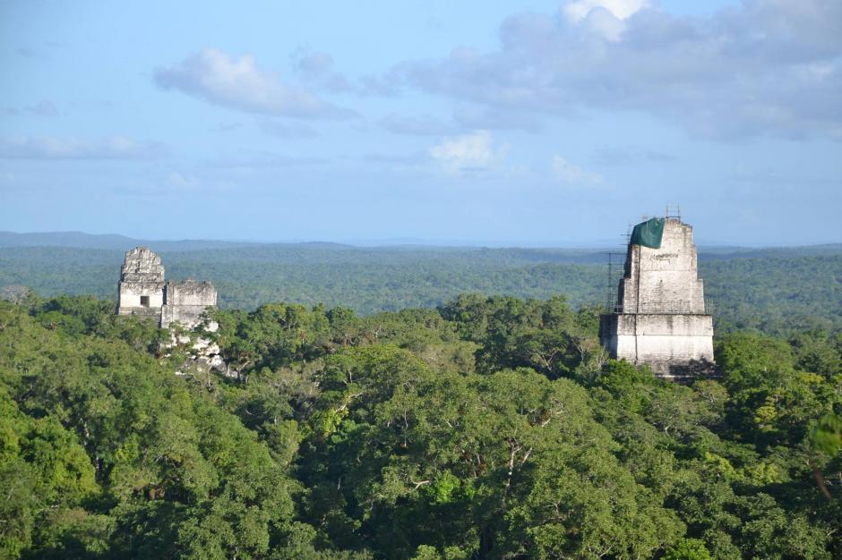 Petén es otro de los destinos preferidos para estas fechas. (Foto: Nuestro Diario)