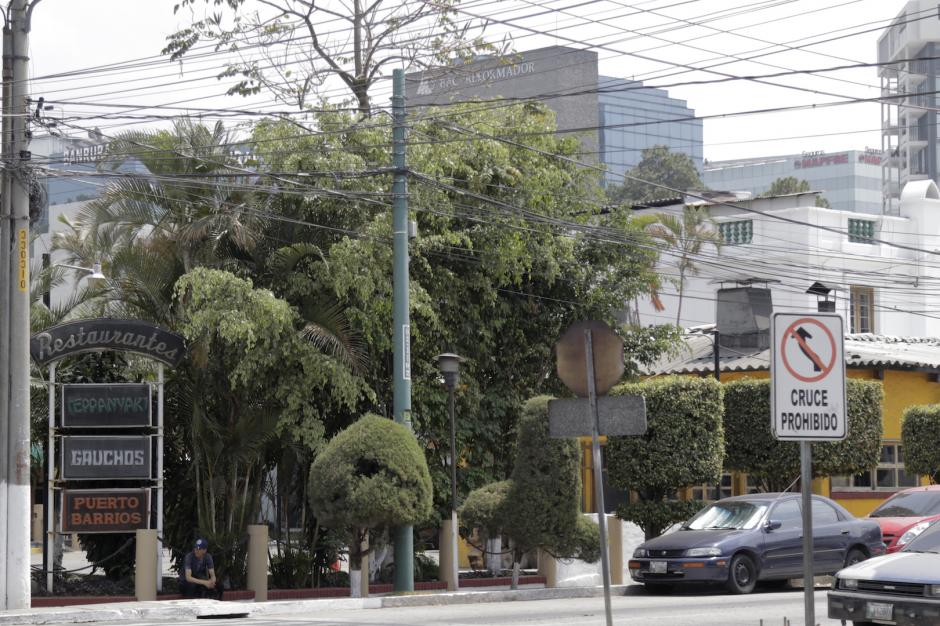 El Poste Único Municipal fue impulsado ante la necesidad de erradicar la colocación desmedida por parte de empresas telefónicas y de cable. (Foto: Alejandro Balán/Soy502)
