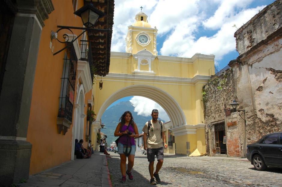 Antigua Guatemala es uno de los principales destinos turísticos de esta Semana Santa. (Foto: Fredy Hernández/Soy502)