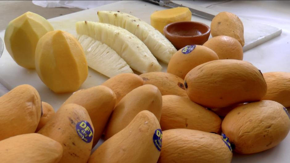 Las frutas de temporada son refrescantes para el verano. (Foto: Soy502)
