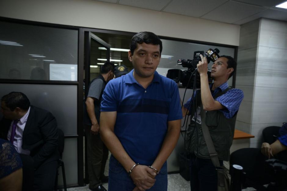 Las últimas audiencias han sido utilizadas por los acusados para declarar.  (Foto: Wilder López/Soy502)