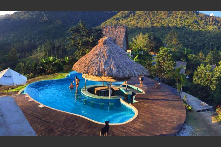 cinco exticas piscinas que debes conocer de guatemala