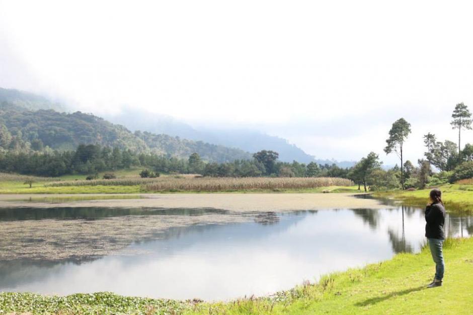 Visita la laguna de Chichoy en Tecpán. (Foto: María José Meza/Soy502)