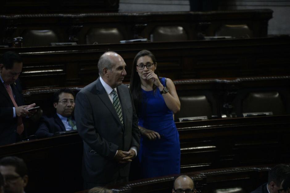 Karina Paz fue designada como coordinadora de la Unidad de Acceso a la Información Pública durante la administración de Mario Taracena. (Foto: Wilder López/Soy502)