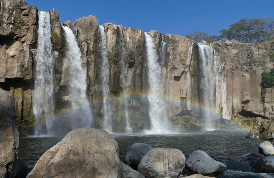 Las cataratas del Niágara en Santa Rosa te refrescarán. (Foto: Zenfelio)