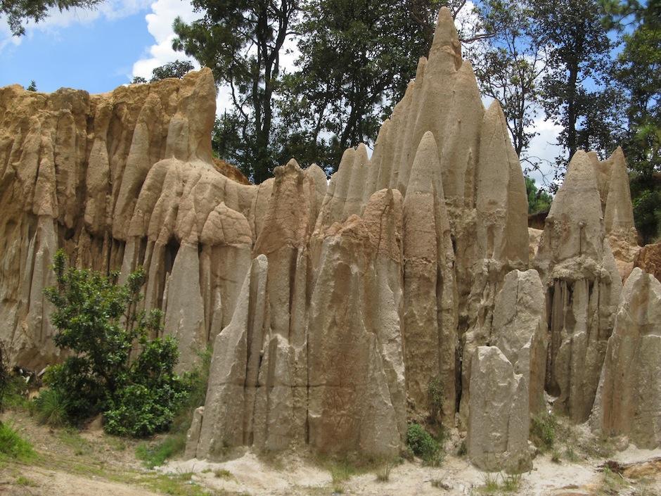 Los riscos de Momostenango son una parade imperdible. (Foto: viraltour)