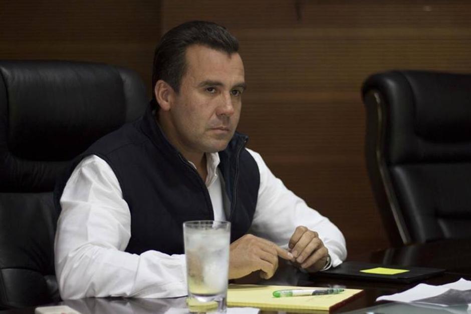 El exministro de Comunicaciones, Alejandro Sinibaldi, es investigado por supuestamente recibir sobornos de Odebrecht para la adjudicación de una construcción. (Foto: archivo/Soy502)
