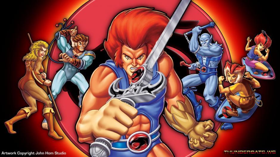 Resultado de imagen para - Thundercats y Los Felinos Cósmicos