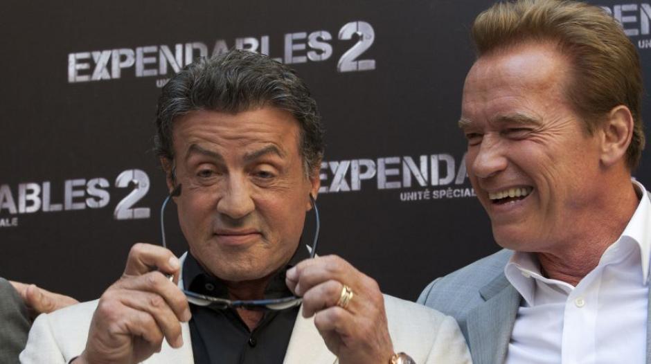Durante dos décadas, Sylvester Stallone, de 70 años, y Arnold Schwarzenegger, de 69, se tuvieron una intensa aversión. (Foto: El Comercio)