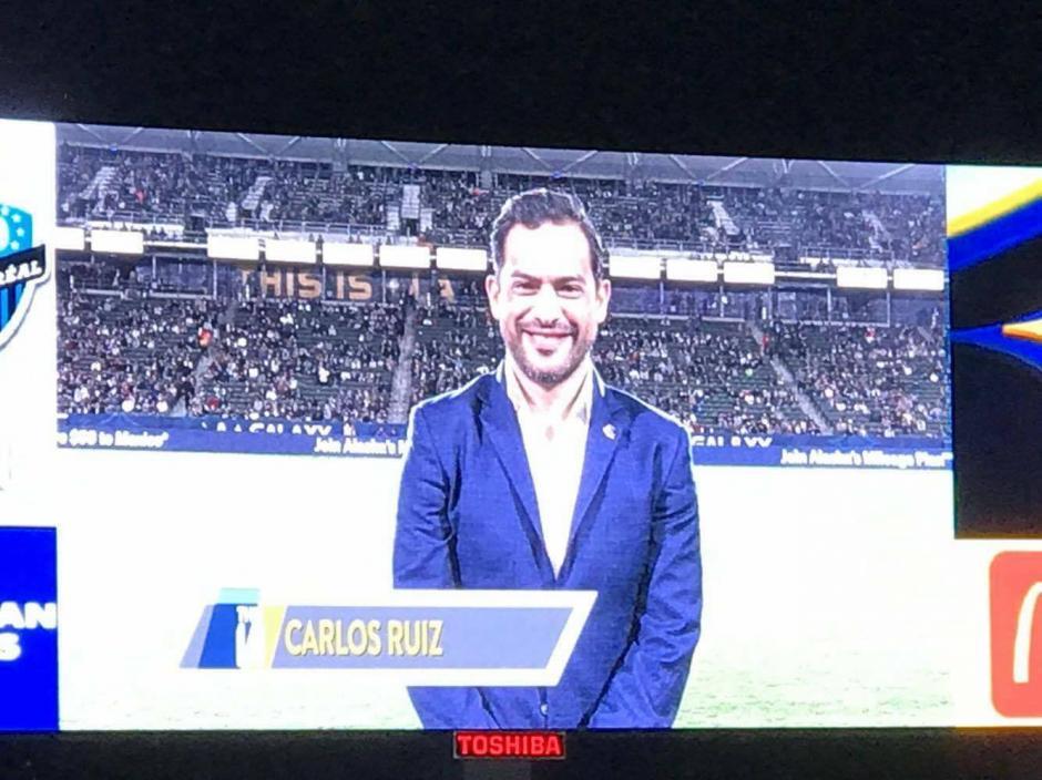 El rostro de Ruiz dice más que mil palabras. (Foto: Twitter).