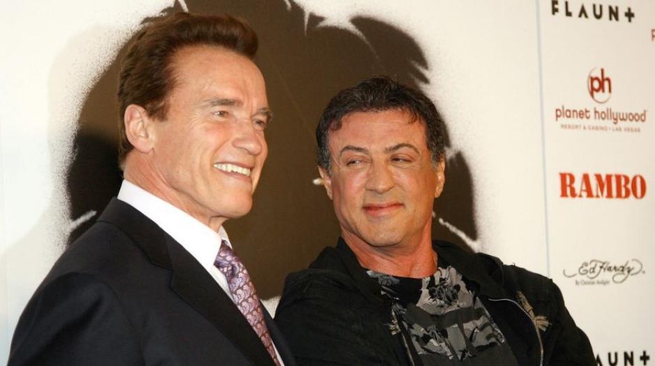 Stallone sostuvo que Arnold se ha convertido en uno de sus compañeros predilectos en el mundo de la interpretación. (Foto: El Comercio)