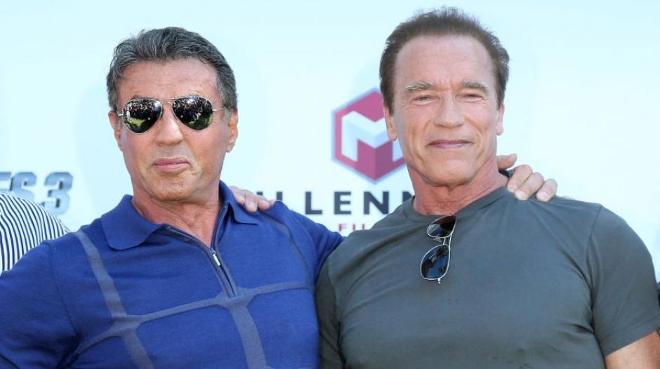 Ambos actores sostienen una amistad luego de haber sido rivales. (Foto: El Comercio)