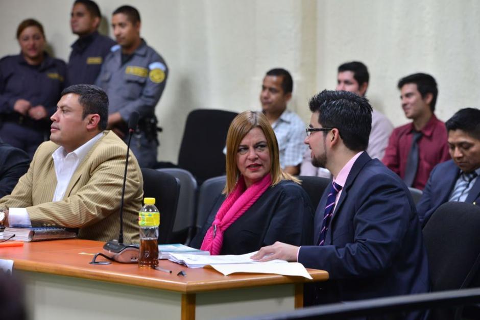 Por homicidio culposo fue ligada a proceso Anahí Keller. (Foto: Jesús Alfonso/Soy502)