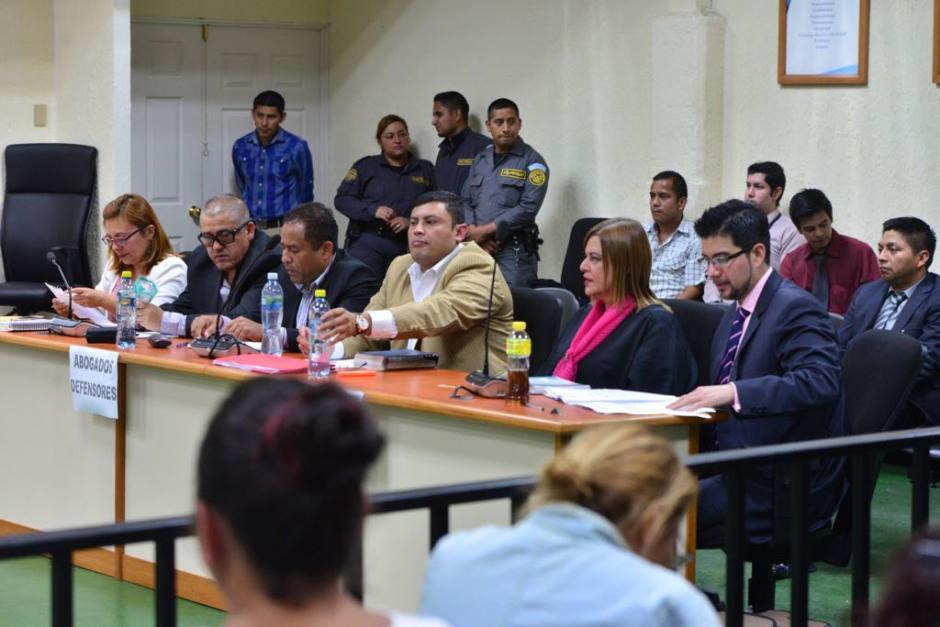 Al igual que los otros implicados fueron procesados. (Foto: Jesús Alfonso/Soy502)