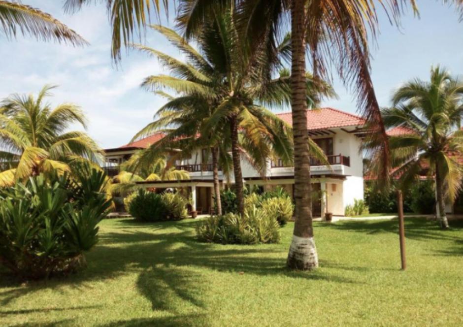 Entre las propiedades que están bajo la administración de la Senabed, hay tres inmuebles de Otto Pérez. (Foto: MP)