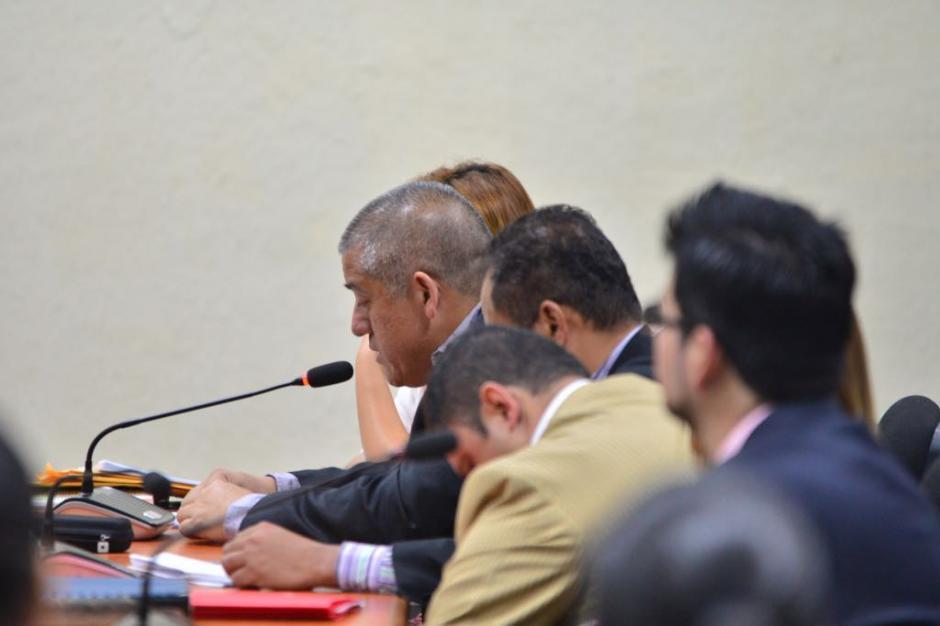 Carlos Rodas era el secretario de Bienestar Social. (Foto: Jesús Alfonso/Soy502)