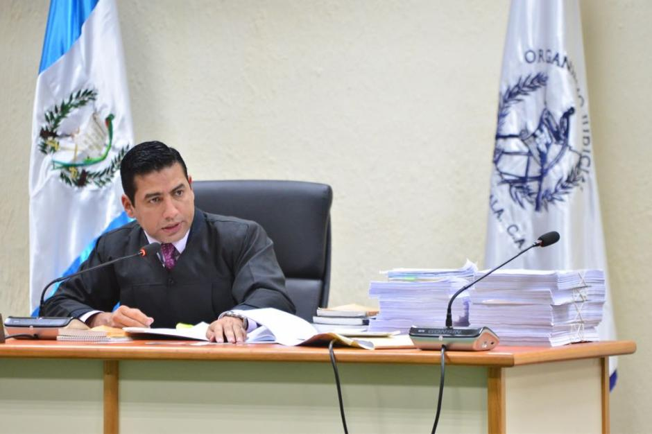 Le juez resolvió ligarlos a proceso. (Foto: Jesús Alfonso/Soy502)