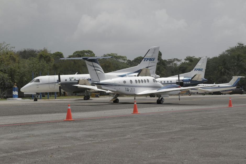 La aerolínea TAG realizará dos viajes al día. (Foto: Alejandro Balán/Soy502)