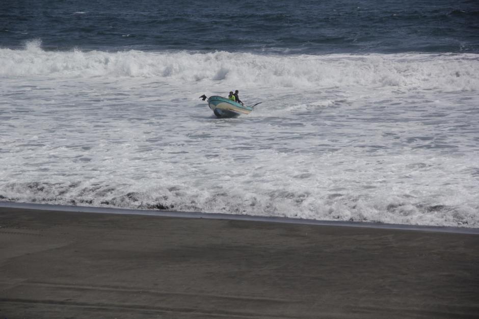 Los pescadores en Hawái regresan de una jornada que empieza desde las cinco de la mañana. (Foto: Fredy Hernández/Soy502)