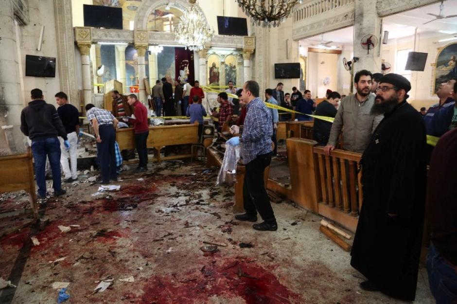 El Estado Islámico reivindicó los ataques. (Foto: AFP)